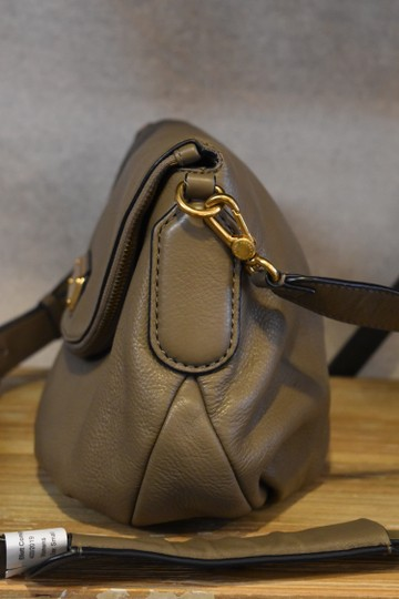 Marc by Marc Jacobs Standard Supply Work Wear Leather Cross Body Bag Image 2