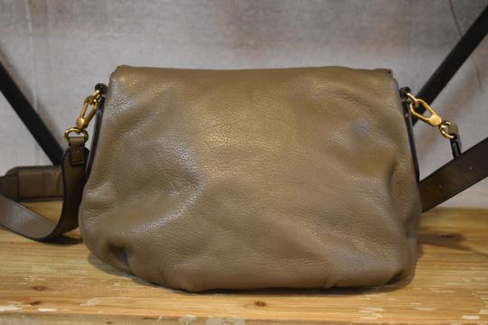 Marc by Marc Jacobs Standard Supply Work Wear Leather Cross Body Bag Image 3