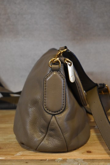 Marc by Marc Jacobs Standard Supply Work Wear Leather Cross Body Bag Image 4