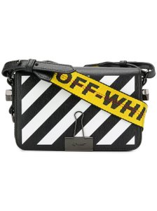 Off-White™ Diagonal Flap Binder Clip Off-white Diag Cross Body Bag