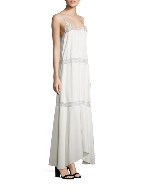 Preload https://img-static.tradesy.com/item/25272169/theory-off-white-lace-trimmed-long-casual-maxi-dress-size-6-s-0-0-650-650.jpg