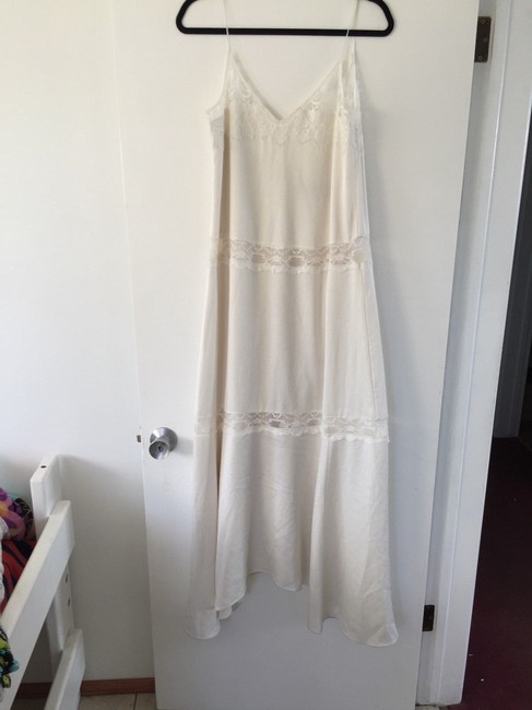 off white Maxi Dress by Theory Lace Maxi Summer Image 2