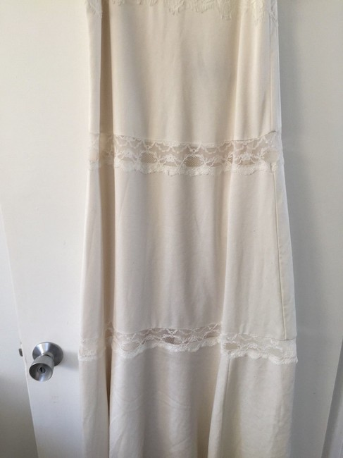 off white Maxi Dress by Theory Lace Maxi Summer Image 3