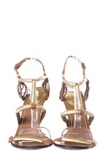 Gucci Brown Sandals Image 1