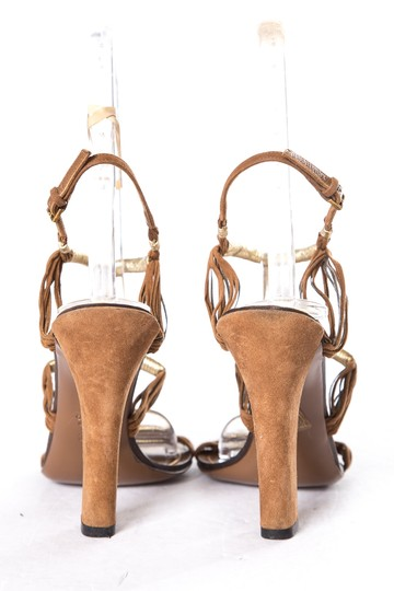 Gucci Brown Sandals Image 6