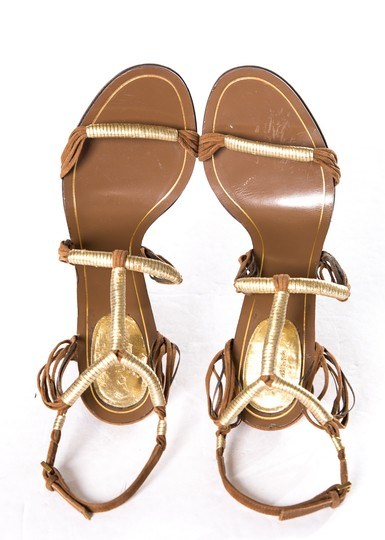 Gucci Brown Sandals Image 7