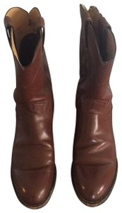 Justin Brown Boots