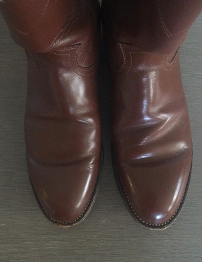 Justin Brown Boots Image 1