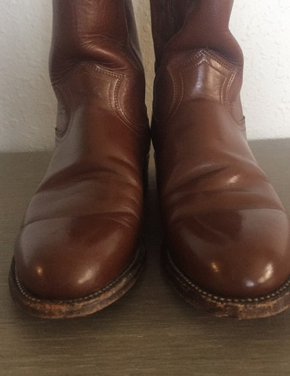 Justin Brown Boots Image 2