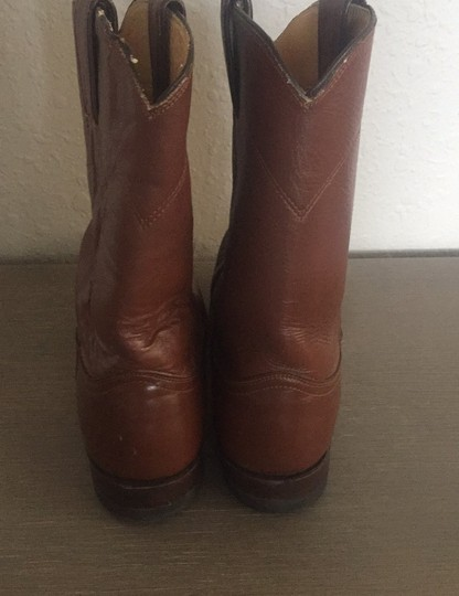Justin Brown Boots Image 3