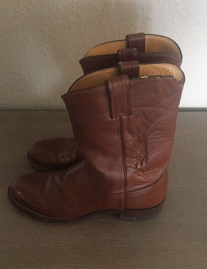 Justin Brown Boots Image 5