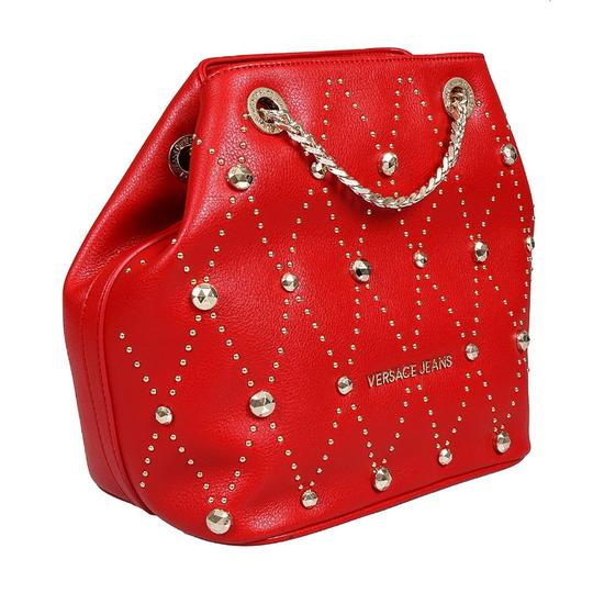 Preload https://img-static.tradesy.com/item/25272429/versace-jeans-collection-red-faux-leather-shoulder-bag-0-0-540-540.jpg