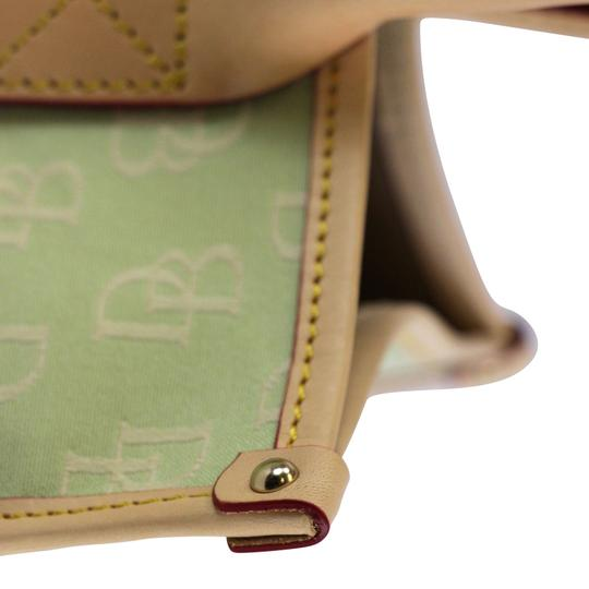 Dooney & Bourke Small Signature Tote in Celery Image 10