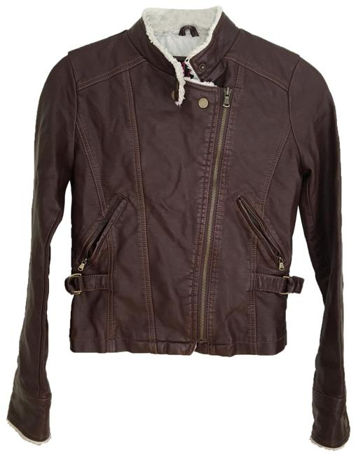 Preload https://img-static.tradesy.com/item/25272473/members-only-chocolate-brown-faux-jacket-size-4-s-0-2-650-650.jpg