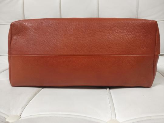 Gucci Bamboo Satchel Leather Dome Tote Image 7