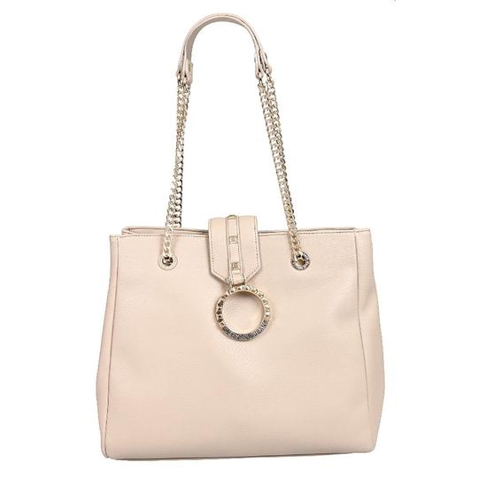 Versace Jeans Collection Tote in Taupe Image 1