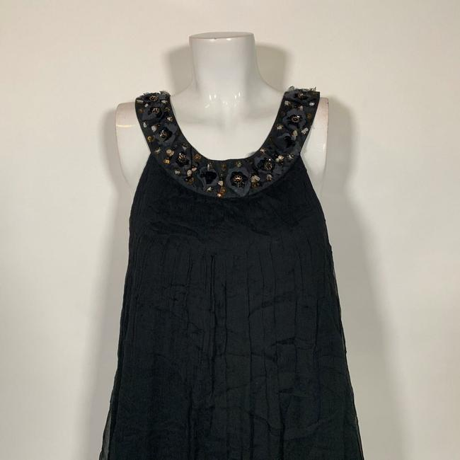 Rebecca Taylor short dress Black on Tradesy Image 2