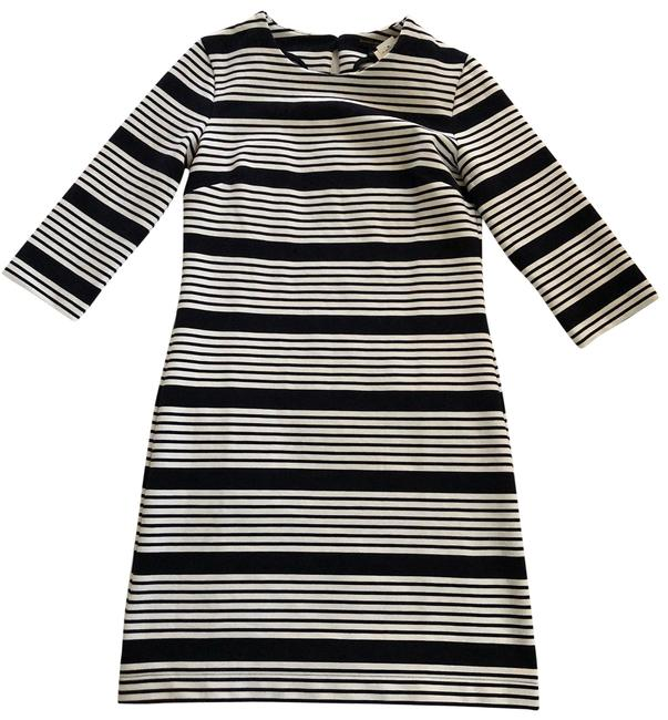 Preload https://img-static.tradesy.com/item/25272588/banana-republic-striped-skater-mid-length-workoffice-dress-size-4-s-0-1-650-650.jpg
