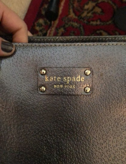 Kate Spade Tote in silver Image 6