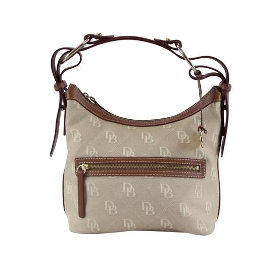 Dooney & Bourke Shoulder Quilted Hobo Bag Image 1