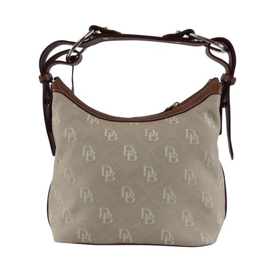 Dooney & Bourke Shoulder Quilted Hobo Bag Image 3