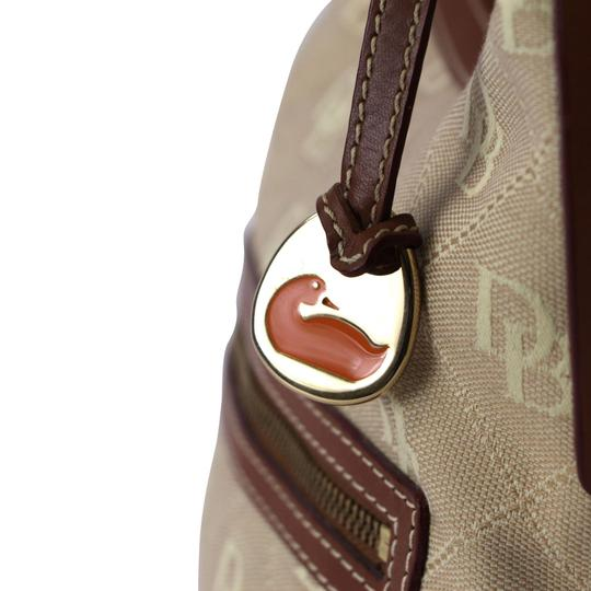 Dooney & Bourke Shoulder Quilted Hobo Bag Image 8