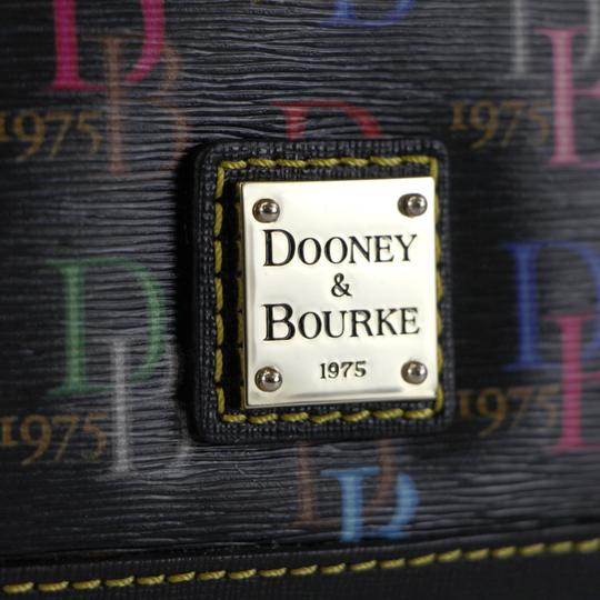 Dooney & Bourke Satchel Adjustable Strap Cross Body Bag Image 9