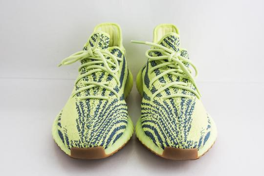 adidas X Yeezy Yellow Boost 350 V2 Semi Frozen Shoes Image 1