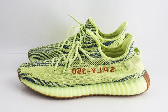 adidas X Yeezy Yellow Boost 350 V2 Semi Frozen Shoes Image 2