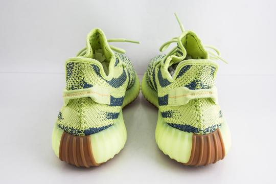 adidas X Yeezy Yellow Boost 350 V2 Semi Frozen Shoes Image 4