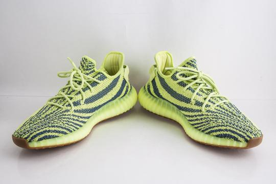 adidas X Yeezy Yellow Boost 350 V2 Semi Frozen Shoes Image 5