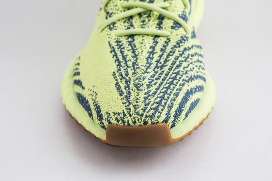 adidas X Yeezy Yellow Boost 350 V2 Semi Frozen Shoes Image 7