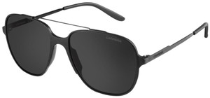 Carrera New CARRERA Sunglasses 119/S 0GTNP9 55-18 145 Matte Black Aviator w/ G