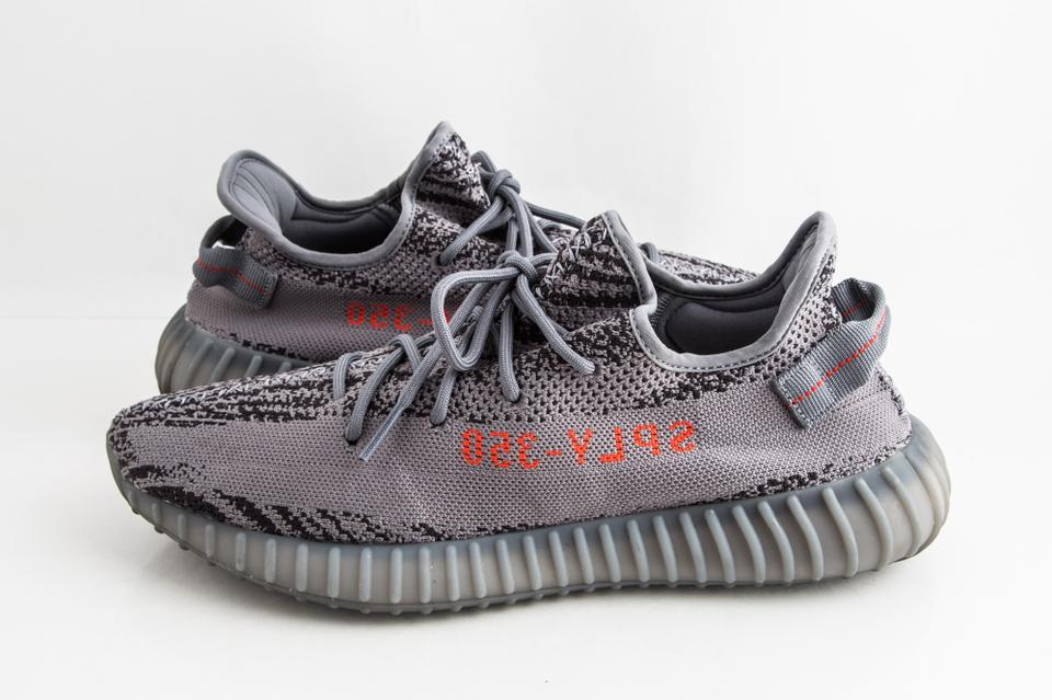 new arrival a3582 0383c adidas X Yeezy Grey Boost 350 V2 Beluga 2.0 Shoes