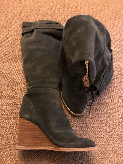 See by Chloé charcoal gray Boots Image 1