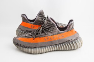 adidas X Yeezy Grey Boost 350 V2 Beluga Shoes
