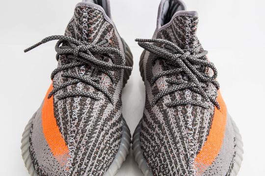 adidas X Yeezy Grey Boost 350 V2 Beluga Shoes Image 11