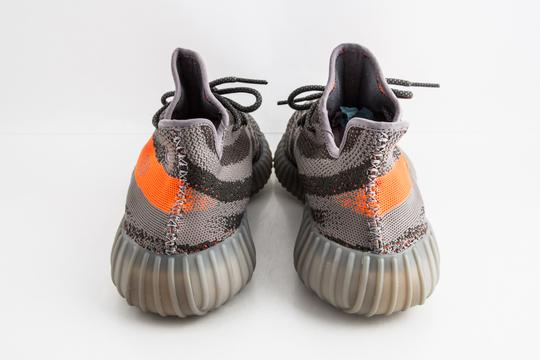 adidas X Yeezy Grey Boost 350 V2 Beluga Shoes Image 4