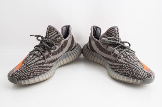 adidas X Yeezy Grey Boost 350 V2 Beluga Shoes Image 5