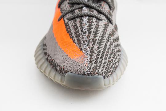 adidas X Yeezy Grey Boost 350 V2 Beluga Shoes Image 7