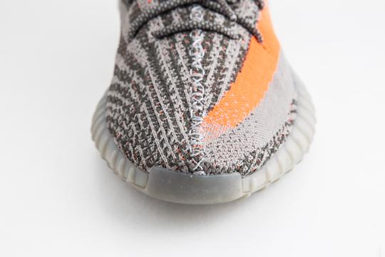 adidas X Yeezy Grey Boost 350 V2 Beluga Shoes Image 8