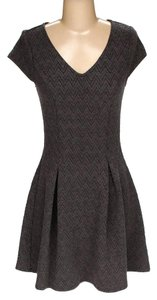 Alya V-neck Work Office Formal Dress