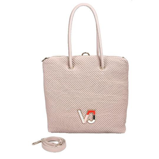 Versace Jeans Collection Tote in Rose Image 1