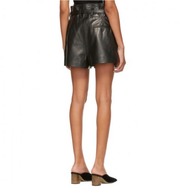 3.1 Phillip Lim Dress Shorts Black Image 6