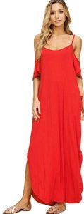 RED Maxi Dress by Annabelle