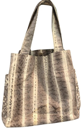 Beirn Tote in neutral, grey, cream Image 0