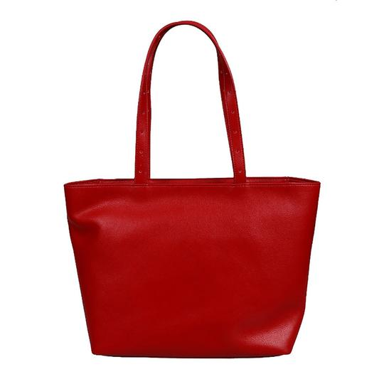 Versace Jeans Collection Tote in Red Image 3