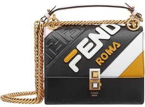 Fendi Kan I Kan I Shoulder Bag