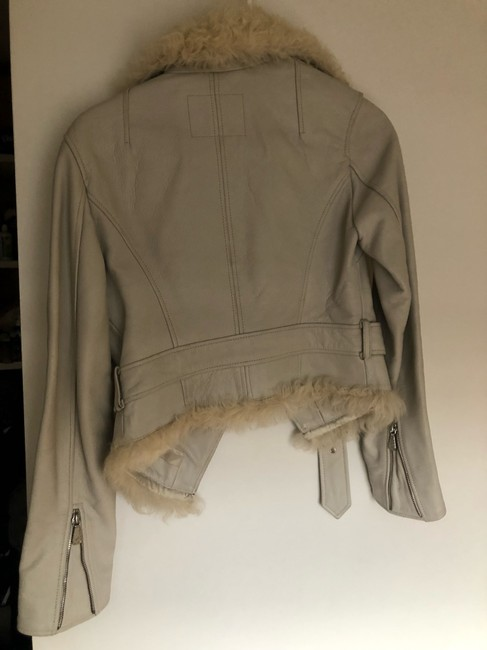 MCQ by Alexander McQueen Motorcycle Jacket Image 1