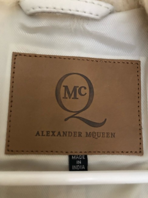 MCQ by Alexander McQueen Motorcycle Jacket Image 7